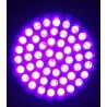 Linterna de luz ultravioleta (UV)-51 Leds- Color: NEGRO